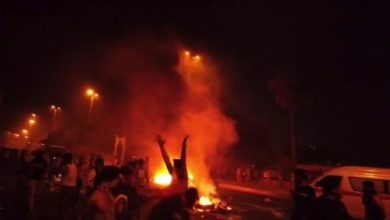 Photo of اصابة سبعة عشر عنصرا امنيا بحالات اختناق وجروح في البصرة