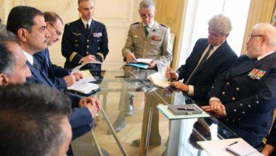 Photo of وزير الدفاع ينهي زيارة عسكرية ناجحة الى فرنسا