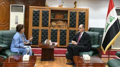 Photo of وزير الثقافة : سنخصص ميزانية لدعم الحركة السينمائية والفنية في دائرة السينما والمسرح
