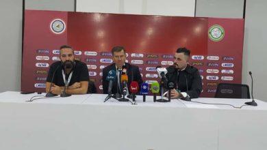 Photo of المؤتمر الصحفي للمدرب كاتانيش عقب مباراة المنتخب الوطني