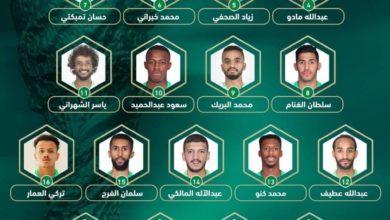 Photo of إعلان قائمة المنتخب السعودي المشاركة في كأس الخليج 24