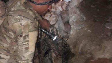 Photo of الجيش العراقي يعثر على نفق بداخله عبوات واحزمة ناسفة في جبال العطشانة