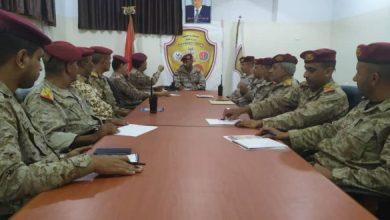 Photo of رئيس أركان الجيش يترأس المؤتمر الامني الموسع في قيادة العمليات المشتركة