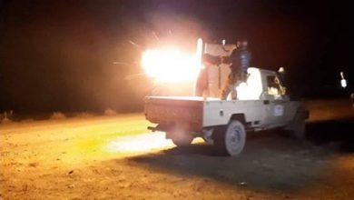 """Photo of الحشد الشعبي يتصدى لهجوم """"داعشي"""" جنوب الموصل"""
