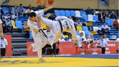Photo of الكيوكوشنكاي العراقيه تحرز المركز الثالث في بطولة العالم برعاية الاتحاد الدولي.