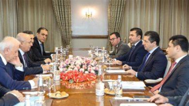 Photo of بعد استقالة الحكومة.. اربيل تأمل تنفيذ ما تم الاتفاق عليه مع بغداد بشأن الموازنة