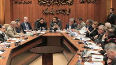 Photo of مجلس النواب يواصل اجتماعاته لمناقشة قانون الانتخابات بمشاركة خبراء
