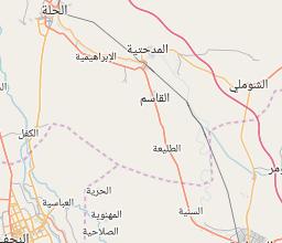Photo of بالصورة.. محافظة النجف : اغلاق اغلب الطرق والجسور من خلال حرق الإطارات