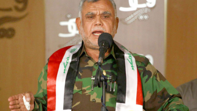 Photo of العامري يناشد الأجهزة الأمنية والحشد الشعبي باخذ الحيطة والحذر لحماية العراق