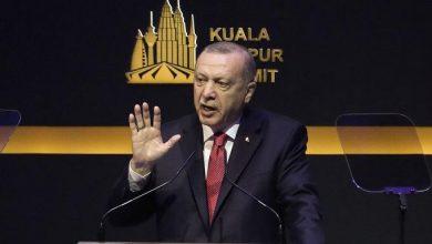 Photo of أردوغان يهاجم حفتر مجددا