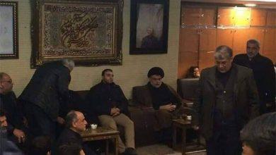 Photo of عاجل.. الزعيم العراقي السيد مقتدى الصدر يزور منزل  سليماني لتقديم واجب العزاء