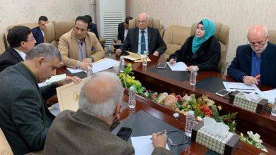 Photo of اللجنة المالية تستضيف محافظ البنك المركزي و وزارة المالية و رئيس ديوان الرقابة المالية