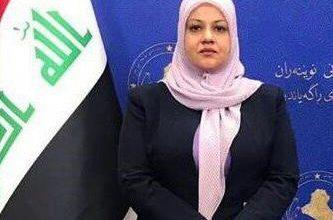"""Photo of النائبة الغراوي """" تطالب الحكومة العراقية بنصب تذكاري يخلد تضحيات الشهيد المهندس"""
