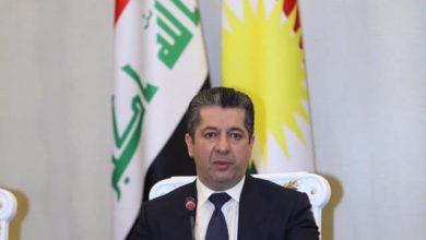 Photo of رئيس حكومة إقليم كوردستان العراق يجتمع بكبار المستثمرين في الإقليم