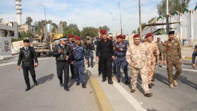 Photo of بالصور .. افتتاح طريق ساحة النسور بإتجاه شارع المطار ونفق الزيتون وسط بغداد