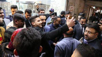 Photo of رئيس مجلس النواب يجري جولة ميدانية في الفلوجة