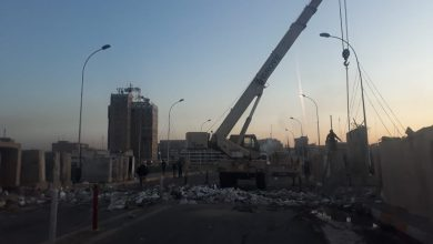 Photo of بالصور.. فتح جسر السنك والمناطق المحيطة بساحة التحرير