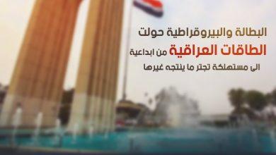 Photo of الصيدلي : البطالة والبيروقراطية حولت الطاقات العراقية من ابداعية الى مستهلكةتجتر ما ينتجه غيرها