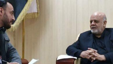 Photo of السفير الإيراني يفصح لواع مضمون رسالة سليماني قبل استشهاده