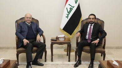 Photo of رئيس مجلس النواب يستقبل رئيس الجمهورية