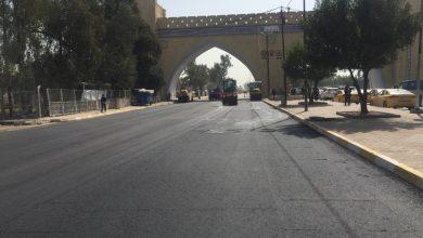 Photo of امانة بغداد : جانب الذهاب من سريع التاجي يدخل الخدمة أمام حركة السير والمرور نهاية الأسبوع الجاري