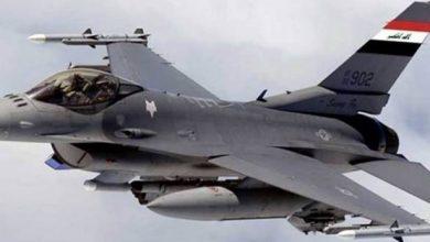 Photo of طائرات الـ أف 16 تستهدف داعش بتجهيز عراقي