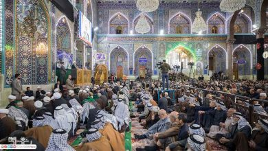 Photo of العتبة الحسينية المقدسة تعلن الاستمرار في إيقاف صلاة الجمعة
