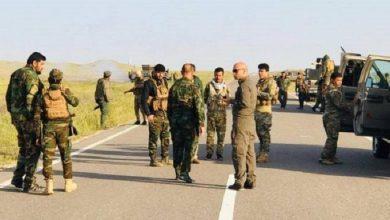 Photo of الحشد ينفذ عملية أمنية لملاحقة فلول داعش في جبال نفط خانة