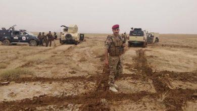 Photo of الحشد والجيش ينفذان عملية دهم وتفتيش في صحراء غرب الانبار