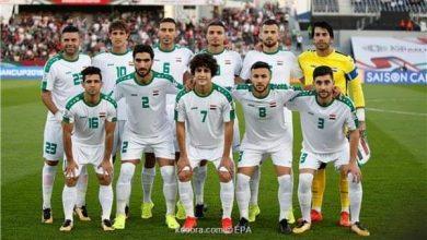 """Photo of المنتخب الوطني لكرة القدم يحافظ على مركزه في التصنيف الجديد للاتحاد الدولي لكرة القدم """"فيفا"""""""