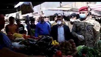 """Photo of قائد شرطة ميسان """" يحذر تجار الجملة من احتكار المواد الغذائية"""