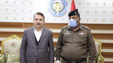 Photo of وزير الداخلية يستقبل منتسب تعرض للاعتداء خلال تطبيق القانون ويوجه بمحاسبة المقصرين