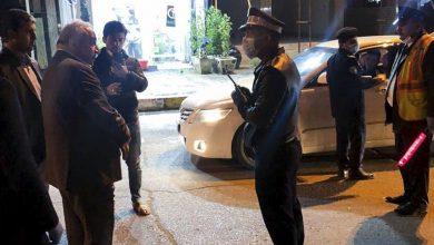 Photo of رئيس مجلس الوزراء السيد عادل عبدالمهدي يتابع ميدانيا تنفيذ اجراءات حظر التجوال