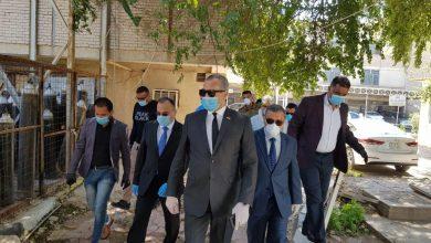 Photo of المباشرة بانشاء مستشفى الحجر الصحي في بغداد