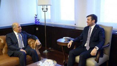Photo of سفير جمهوريّة العراق لدى أنقرة يلتقي وكيل وزير الخارجيّة التركيّ