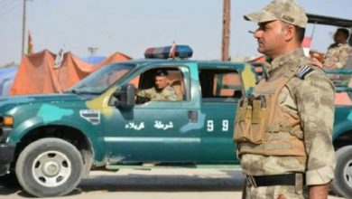 Photo of شرطة كربلاء تعلن القبض على شخص نفذ جريمة قتل أثر شجار عائلي