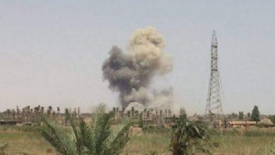 Photo of استشهاد امراة بانفجار عبوة ناسفة في حوض الوقف بديالى