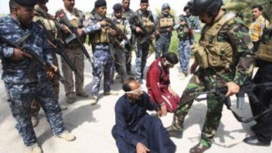 "Photo of اعتقال ٤ ""ارهابيين"" احدهم هارب من السجن في جبال الطوز"