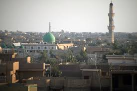 Photo of استشهاد شرطي بهجوم مسلح جنوبي الفلوجة