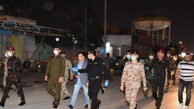 Photo of قائد شرطةميسان يوجه بفرض غرامة لكل من يحاول الاستهانه بالقانون