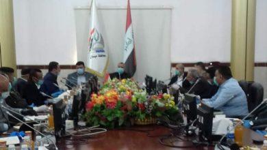 Photo of خلية الازمة في ميسان تمدد حظر التجوال لغاية الخميس القادم