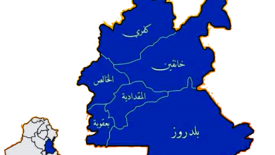 Photo of ديالى : استخبارات الداخلية تطيح بمسؤول عمليات خطف واغتيال القوات الأمنية والمواطنين عام ٢٠١٧