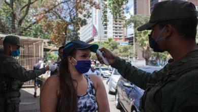 Photo of 153 إصابة و7 وفيات جديدة بكورونا في فنزويلا