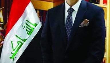 Photo of الحمداني يبارك فوز الكاتب العراقي عمار نعمه بجائزة الشبكة الاوربية للدراما لعام 2020