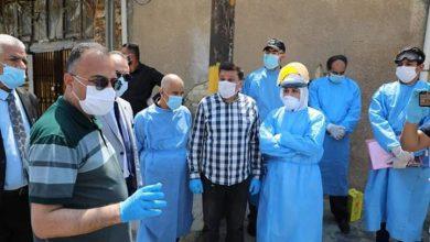 Photo of صحة الرصافة تجدد حملات الرصد الوبائي الفعال بحثا عن اصابات كورونا في منطقة الزعفرانية