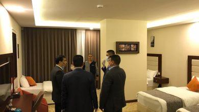 Photo of كركوك تأجير افخم فندق لإقامة العائدين من خارج البلاد
