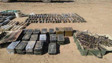 Photo of عمليات غرب نينوى تعثر على كدس للعتاد على حدود المحافظة مع صلاح الدين :