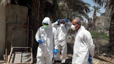 Photo of خلية الاستجابة في قطاع شط العرب تواصل عمليات التحري عن مرض كورونا فايروس
