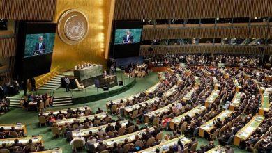 Photo of الأمم المتحدة تجتمع على قرار بشأن لقاحات كورونا