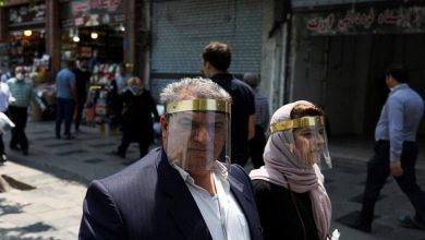 Photo of إيران تسجل 71 وفاة جديدة و1112 إصابة بفيروس كورونا